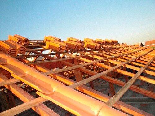 Comprar madeira para telhado