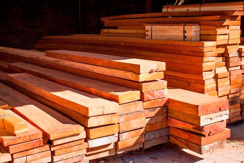 Distribuidora de madeira