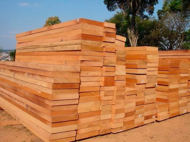 Empresas fornecedoras de madeira