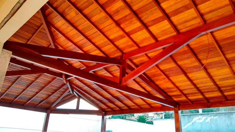 Madeira para telhado preço sp