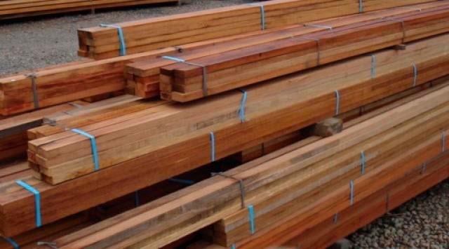 Ripas de madeira preço